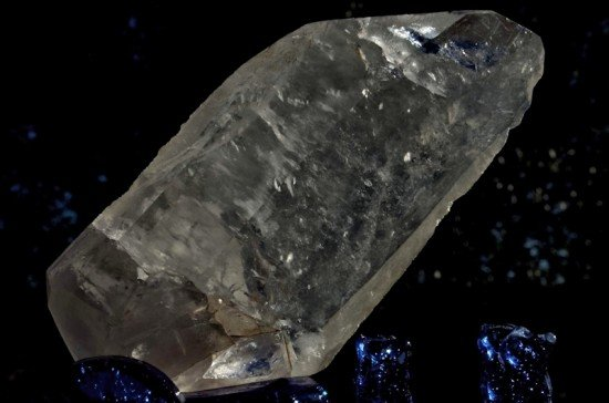 tabular fishhead quartz crystal