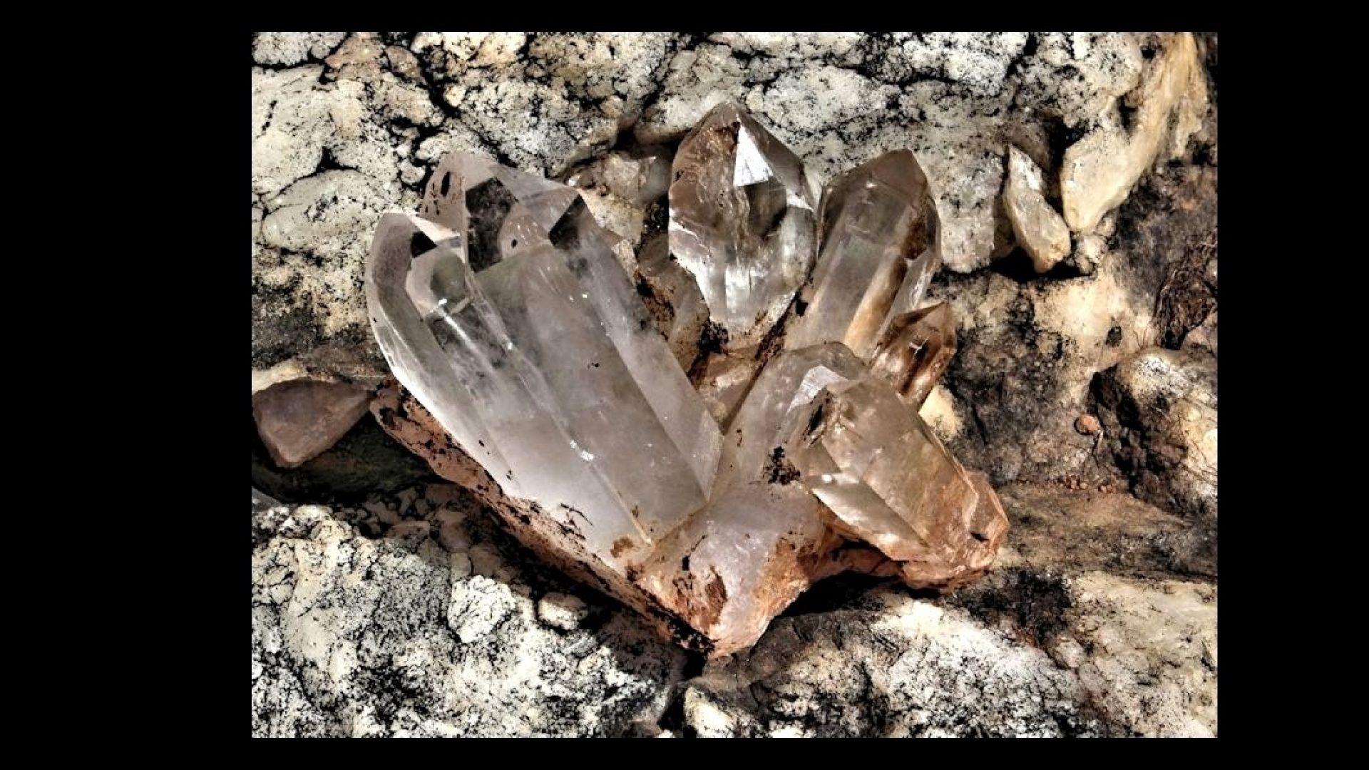 Quartz Crystals California